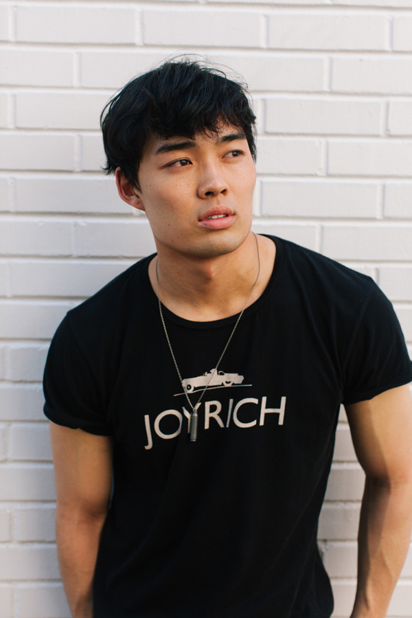 rick kumazawa jea model management
