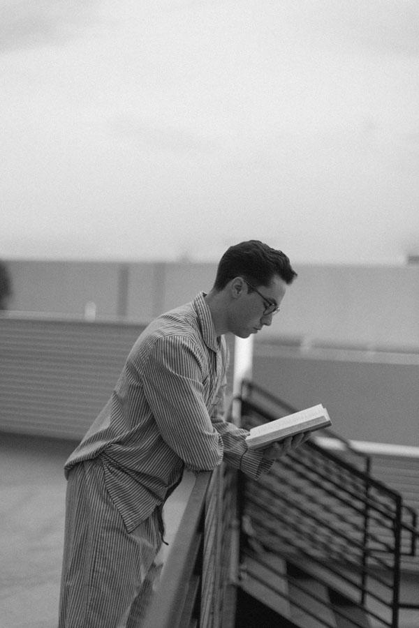 gentleman smoking a cigar | dr. mason