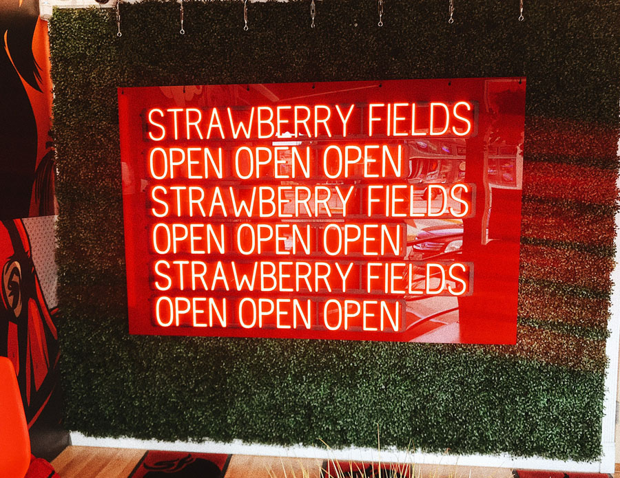 Trinidad, Colorado Strawberry fields dispensary