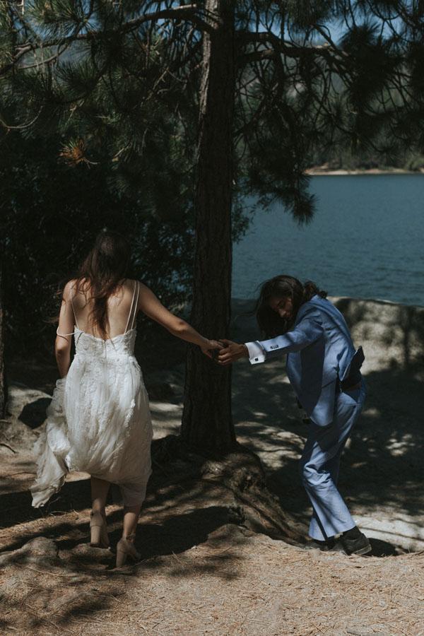 Sara + Arturo Wedding | Sequoia