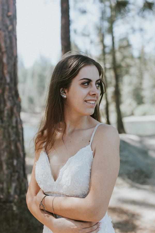 Sara + Arturo Wedding | Sequoia NP