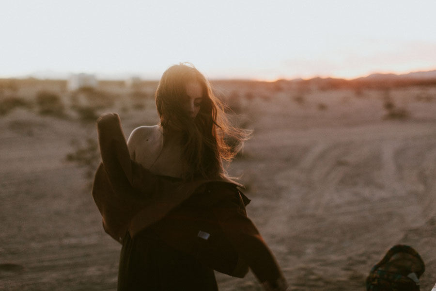 Joshua Tree California Portraits | Katie Corley Photo