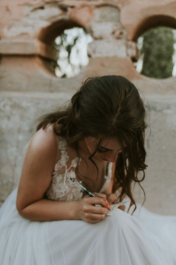 Tucson Mission Elopement | Katie Corley Photo Co