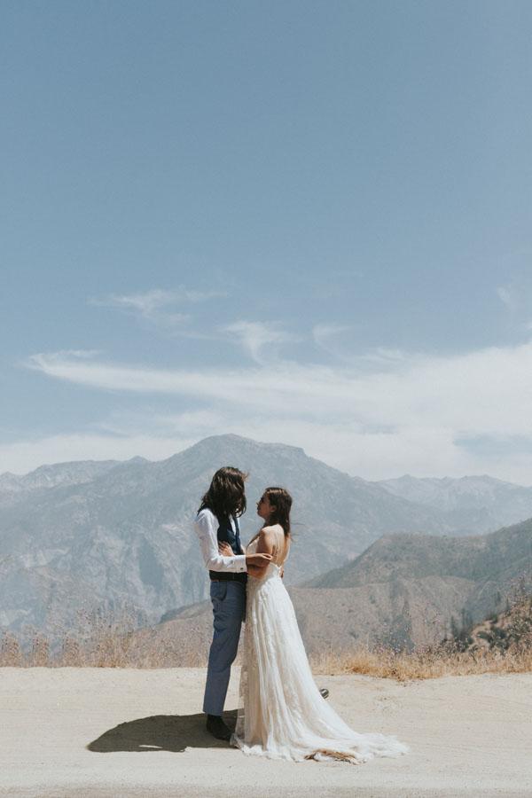 kings canyon wedding | katie corley