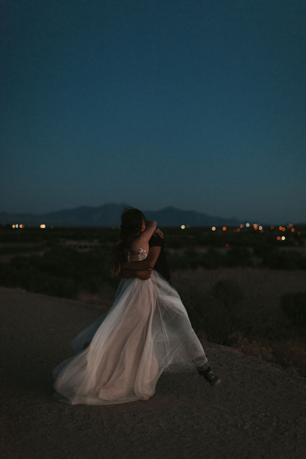 Tucson Mission Styled Shoot | Arizona Elopement Photographer