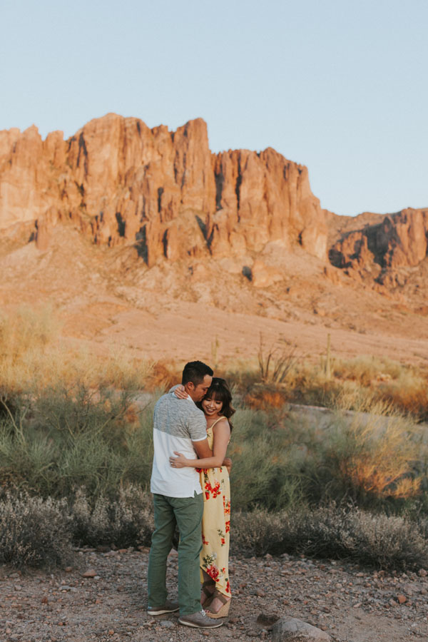 Denise + Byron Tanigawa | Phoenix Couple Shoot
