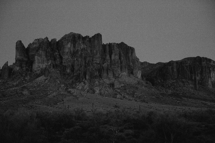 Superstition Mountains Phoenix, Arizona