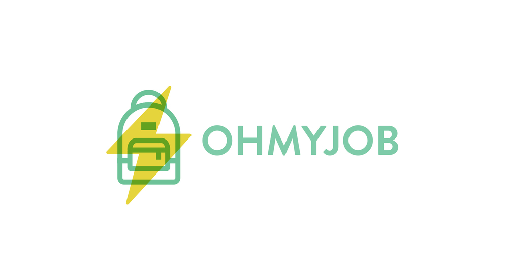 Oh my Job - Logo