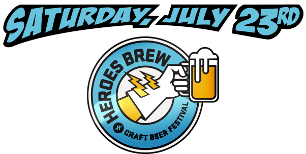 HEROES BREW CRAFT BEER FESTIVAL / San Diego / July 23, 2016