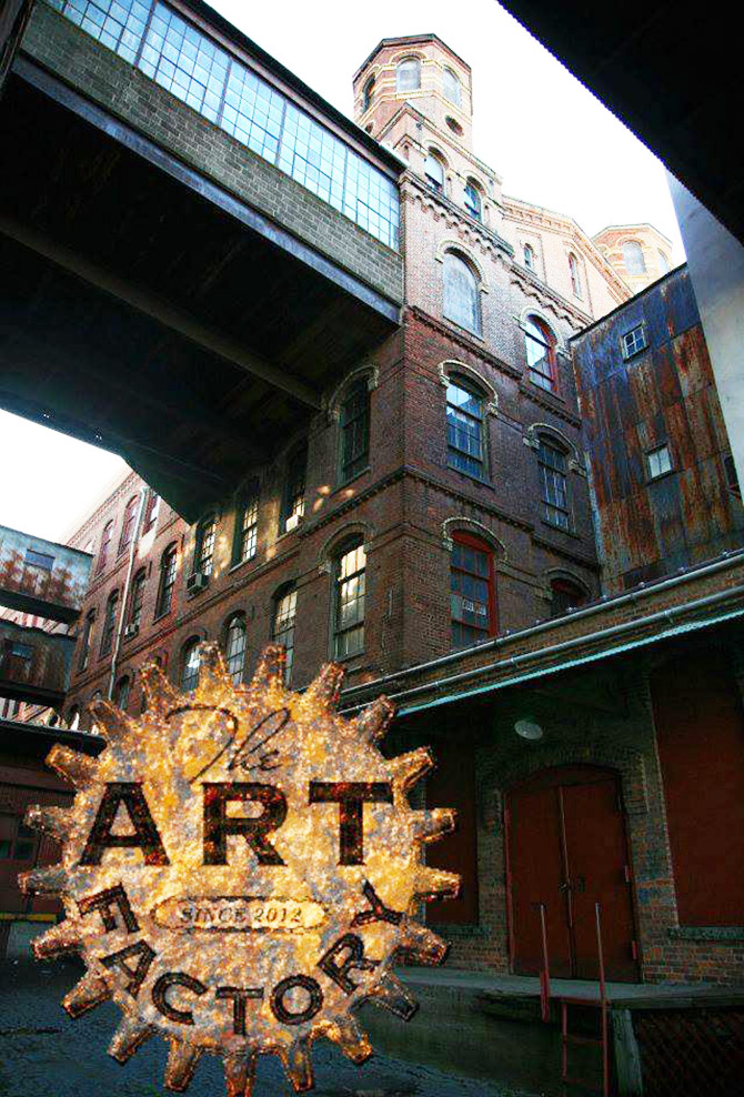SILK GALLERY ART FACTORY PATERSON  70 Spruce Street Paterson, NJ 07501
