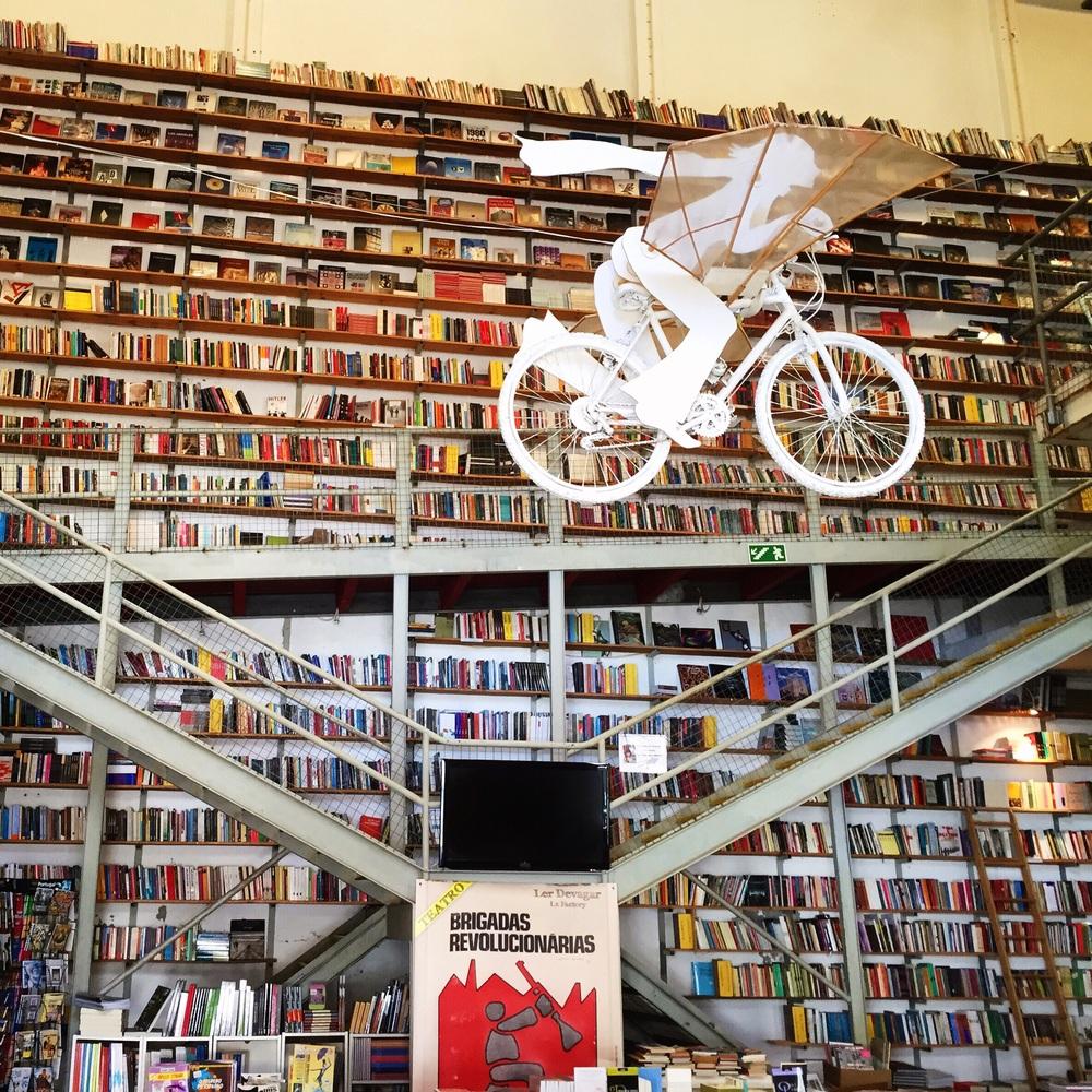 Livraria Ler Devagar, LX Factory.
