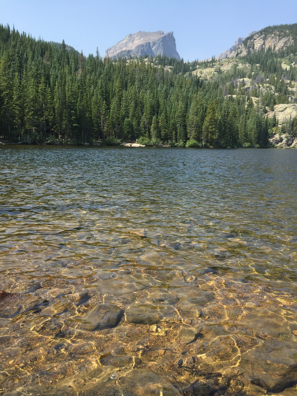 Bear Lake, Rocky Mountain National Park