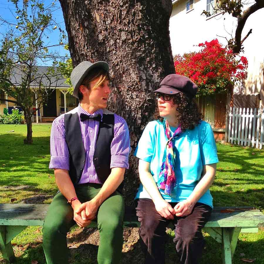 ellyn & robbie ::: photo by Rachael Rankin