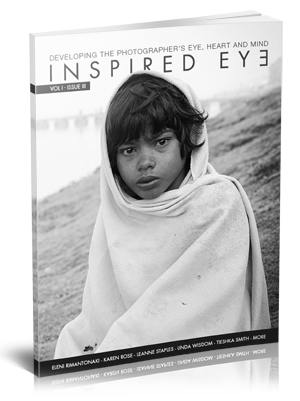 Inspired Eye Magazine is the brainchild of Olivier Duong and Don Springer. Published bi-monthly, Inspired Eye Magazine is a digital magazine highlighting everyday photographers. Free trial issue. Visit theinspiredeye.net for more.
