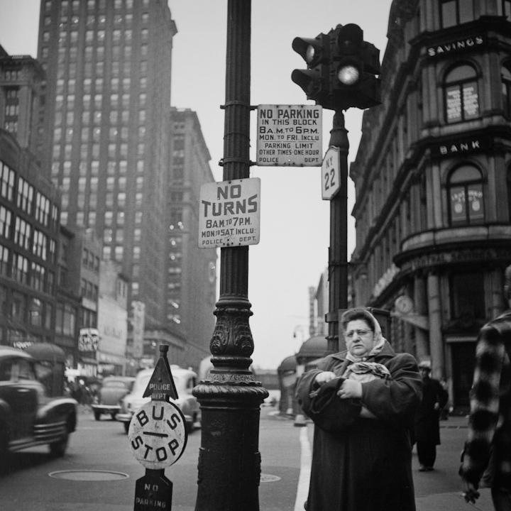 New York City, 1959 © Elliott Erwitt
