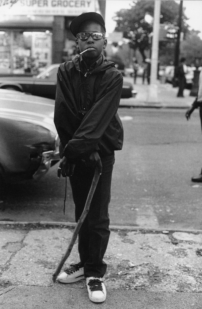 Untitled, from A Time Before Crack © Jamel Shabazz