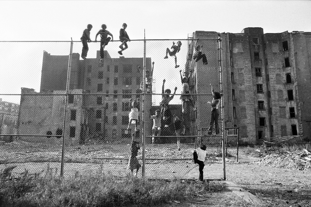 Untitled (Lower East Side 1977-1980) from Street Play © Martha Cooper