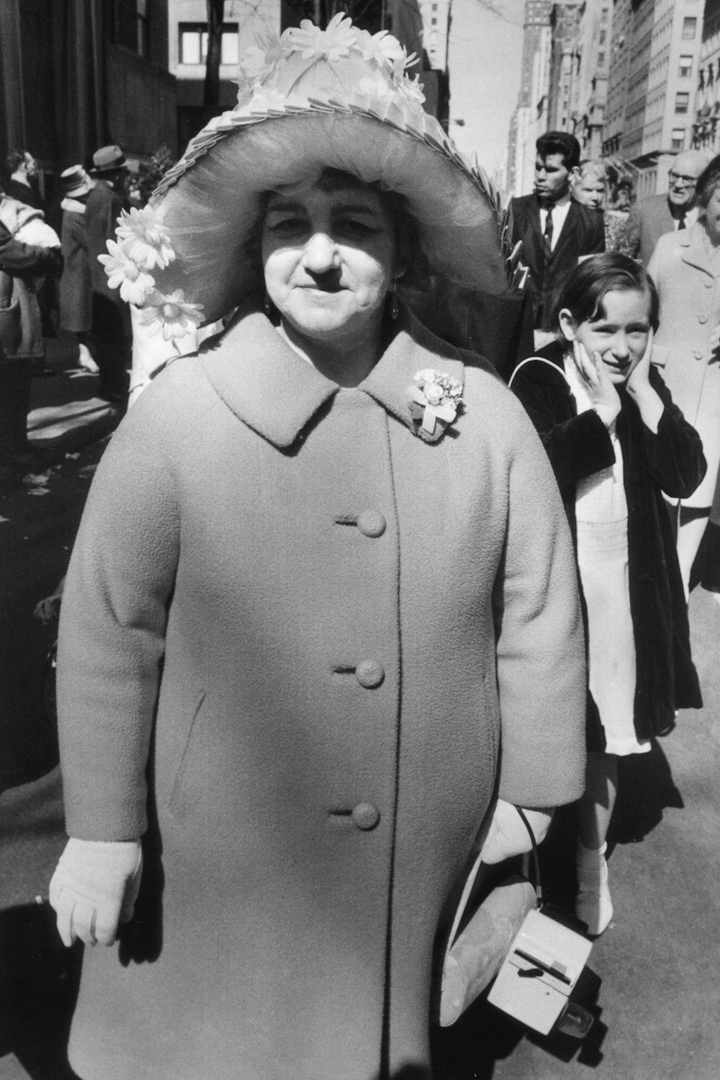 Easter Parade, New York City, 1969 © Mary Ellen Mark