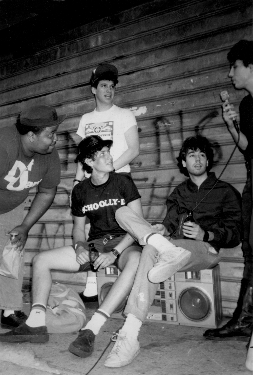 Beastie Boys © Ricky Powell