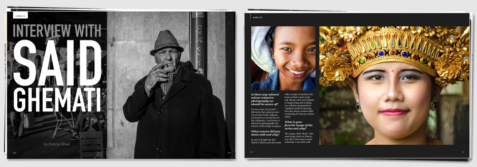 Inspired Eye Photography magazine exists to showcase the work of the community, to learn, to teach, to inspire and to be inspired from it.