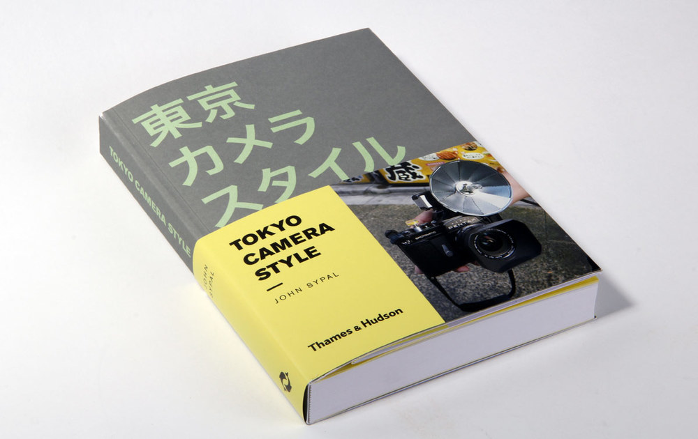 TOKYO CAMERA STYLE by John Sypal features unique portraits of Japanese photography fanatics and their gear from the trendsetting Tokyo Camera Style blog. ISBN: 0500291675. 228 pp. Paperback. Thames & Hudson. Get your copy here >