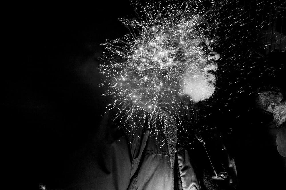 Carnival is a brand new book by Italy-based Elephant Gun PhotographerSalvatore Matarazzo.
