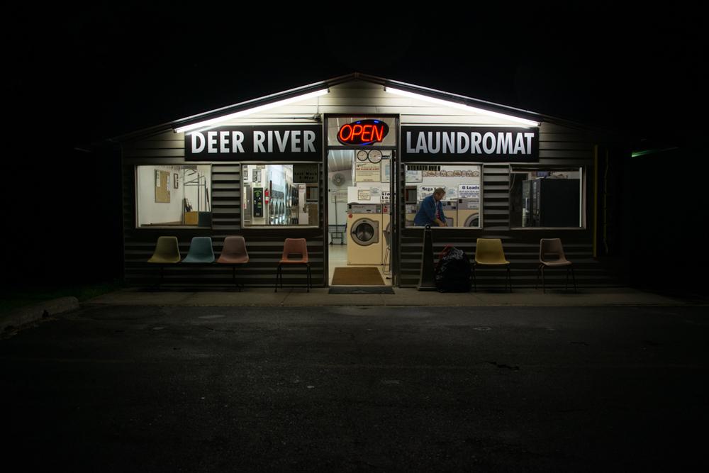Deer River, MN.