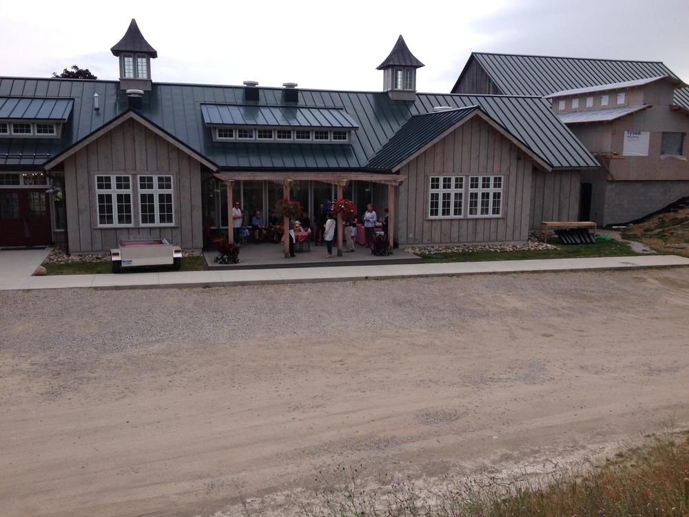 Idyll's Beautiful Barns