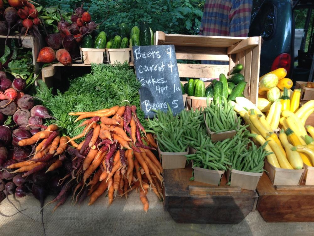 Glen Arbor Market Display