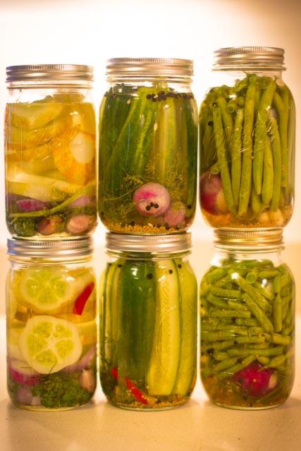 John Hardy's Summer pickle