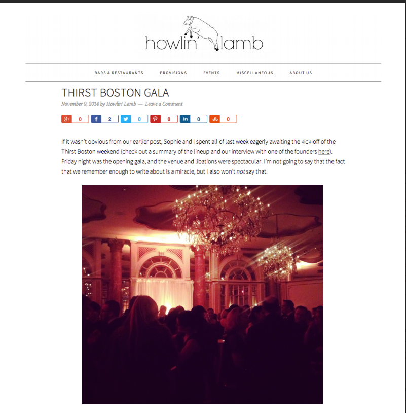 Howlin Lamb Nov 09, 2014