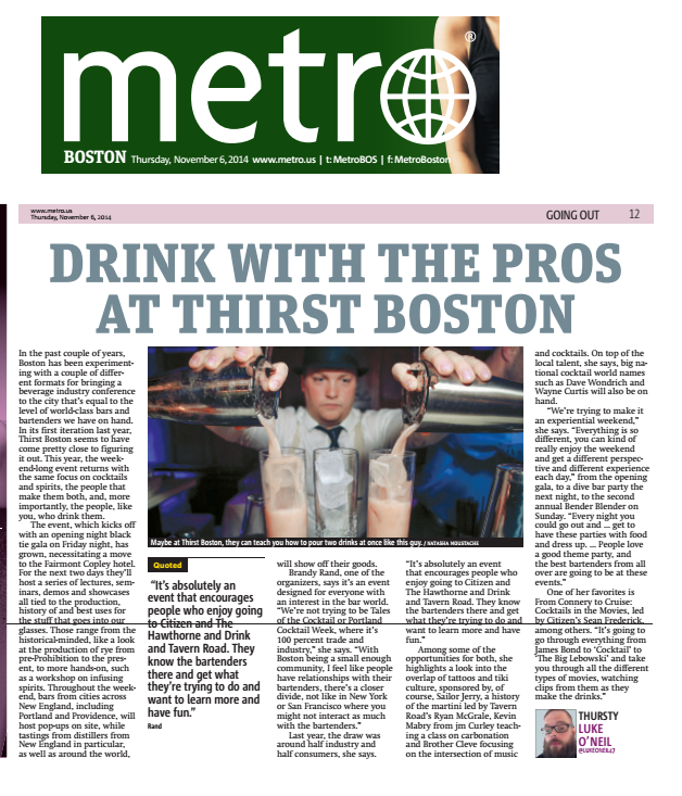 Boston Metro Nov 06, 2014