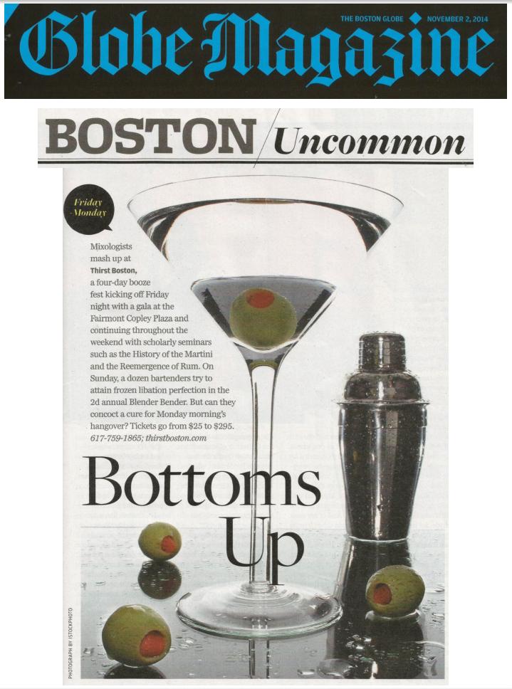 Globe Magazine Nov 02, 2014