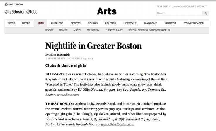 Boston.com Nov 05, 2014