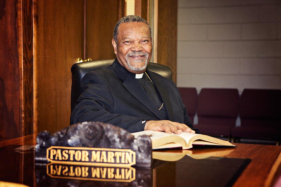 Pastor B.Herbert Martin, Sr.