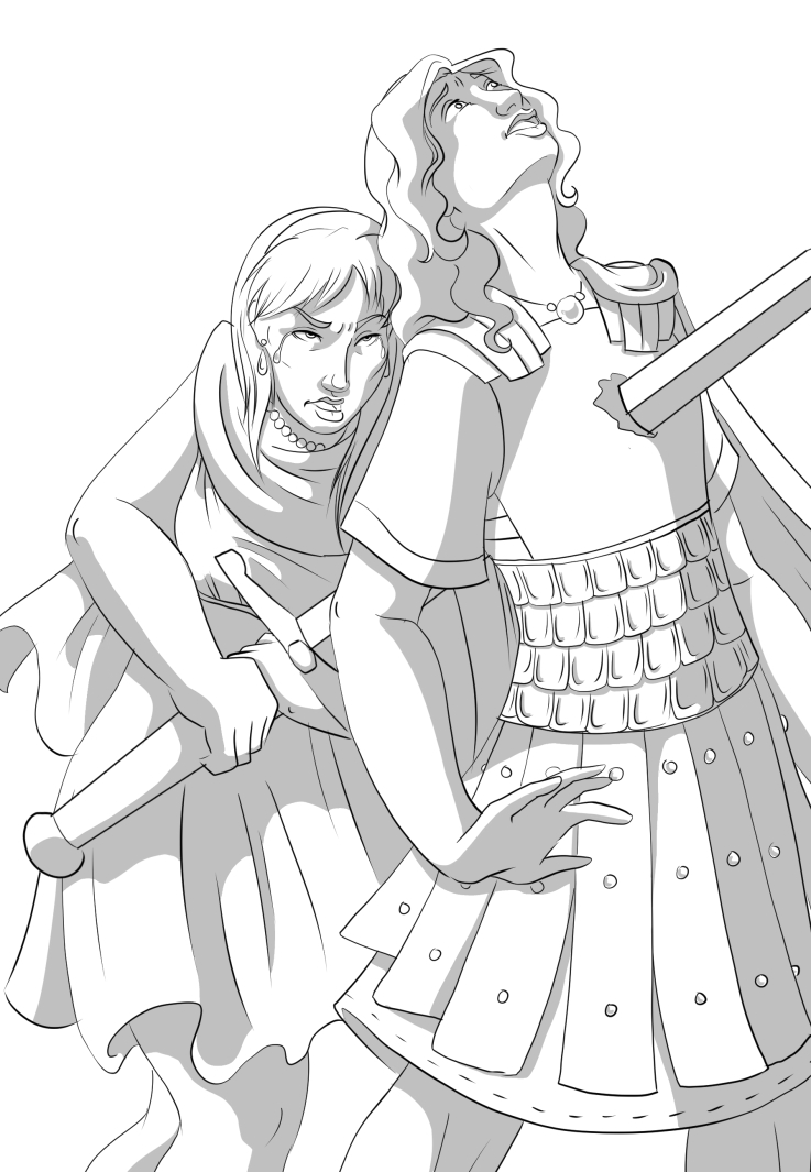 Aphrodite and Sapphire