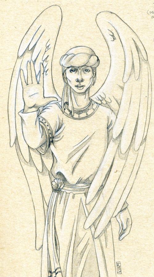 Muslim Angel
