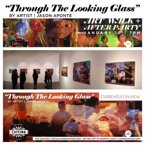 """Through The Looking Glass"""