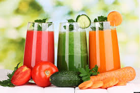 Raw juice detox programs are one of the more traditional and still popular methods of detoxing and purifying the body...These are not Midwife approved.