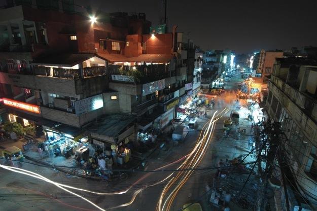 Fabrice Wittner, Delhi