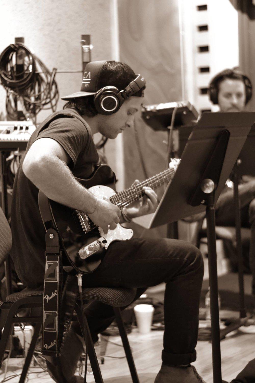 Me in the studio (2013)