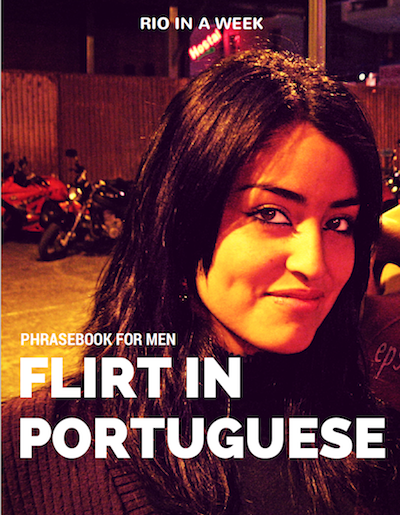 how to say flirt in portuguese