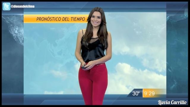 Weather girl mexico monterrey Hot Weather