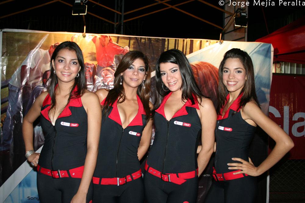 Prostitutes in Managua