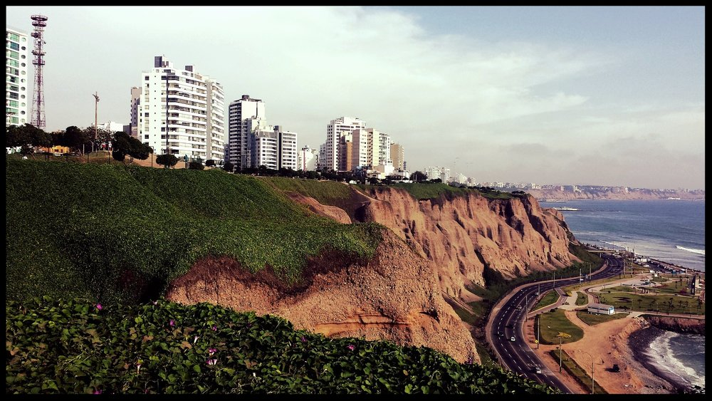 Lima. Not bad...From afar.