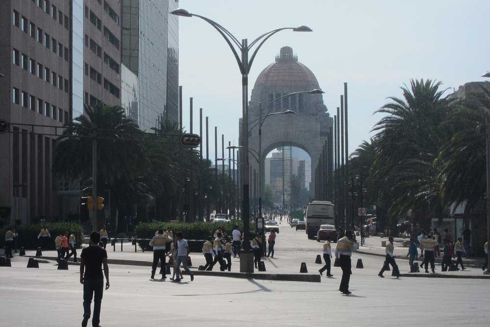Monumento y Museo de la Revolucion.