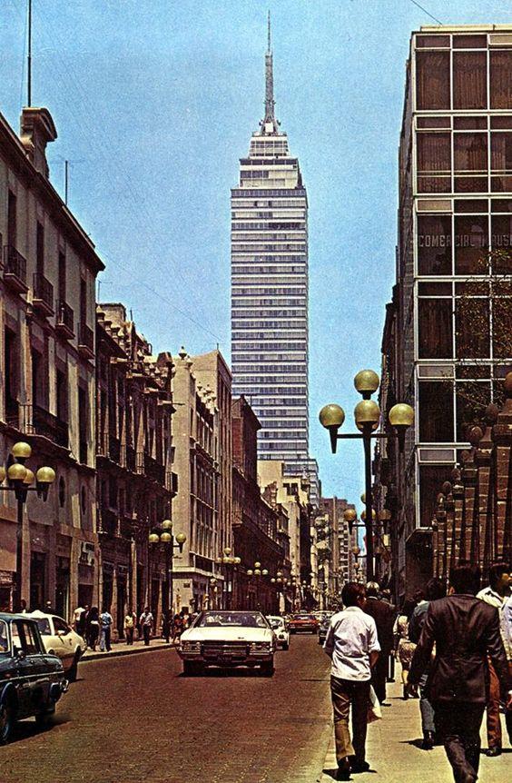 Photo from: https://mxcity.mx   Torre Latinoamericana