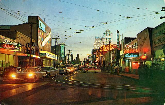 Photo from: https://www.vintag.es   Ciudad Juarez.