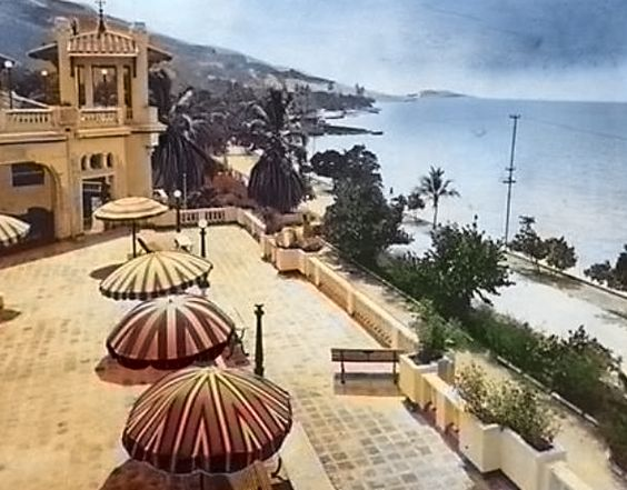 Photo from:  https://fotosinlimites.jimdo.com/antiguo-hotel-miramar/