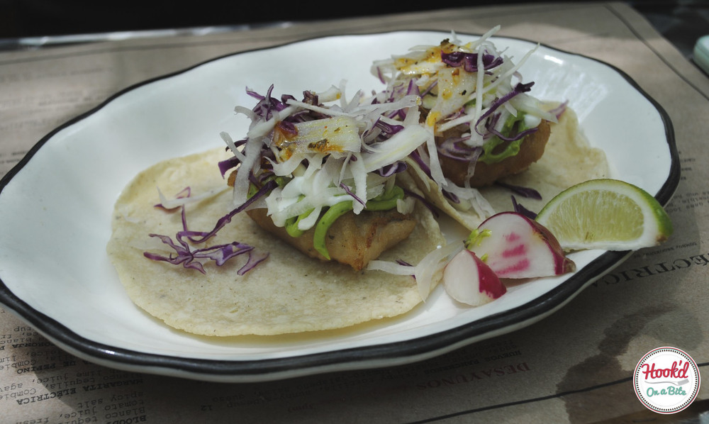 Fish Tacos (Pollock)